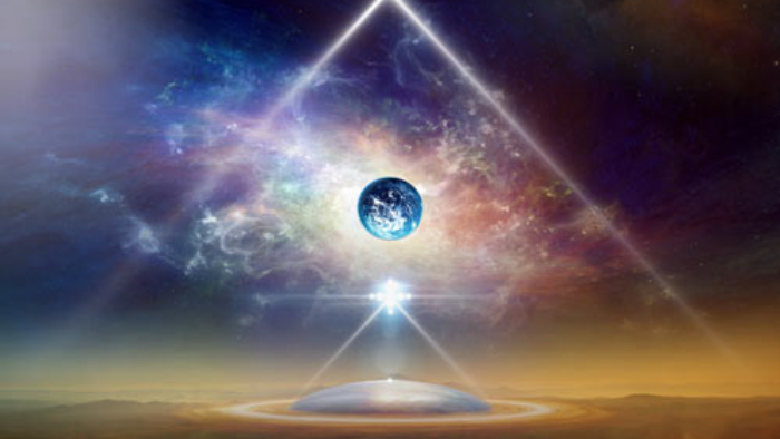 channeling session pyramid image