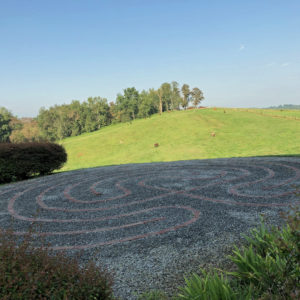 Healing Heart & Soul Retreat Labyrinth